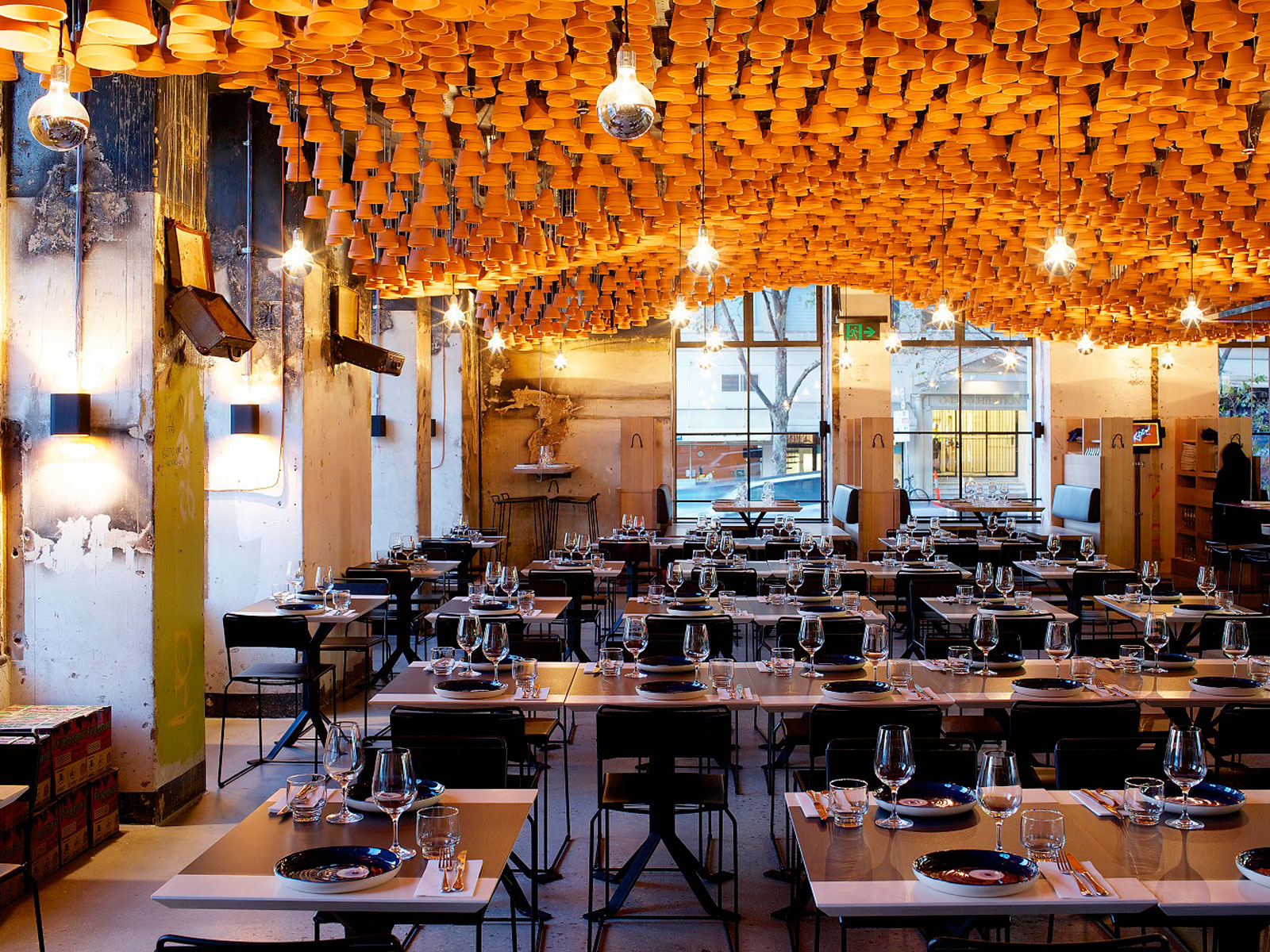 Where to eat out on christmas day in melbourne qantas