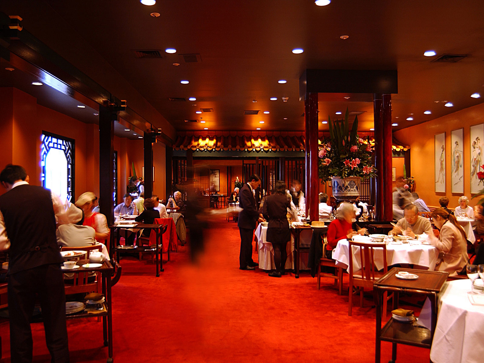 Chinese Restaurant Crown Casino Melbourne