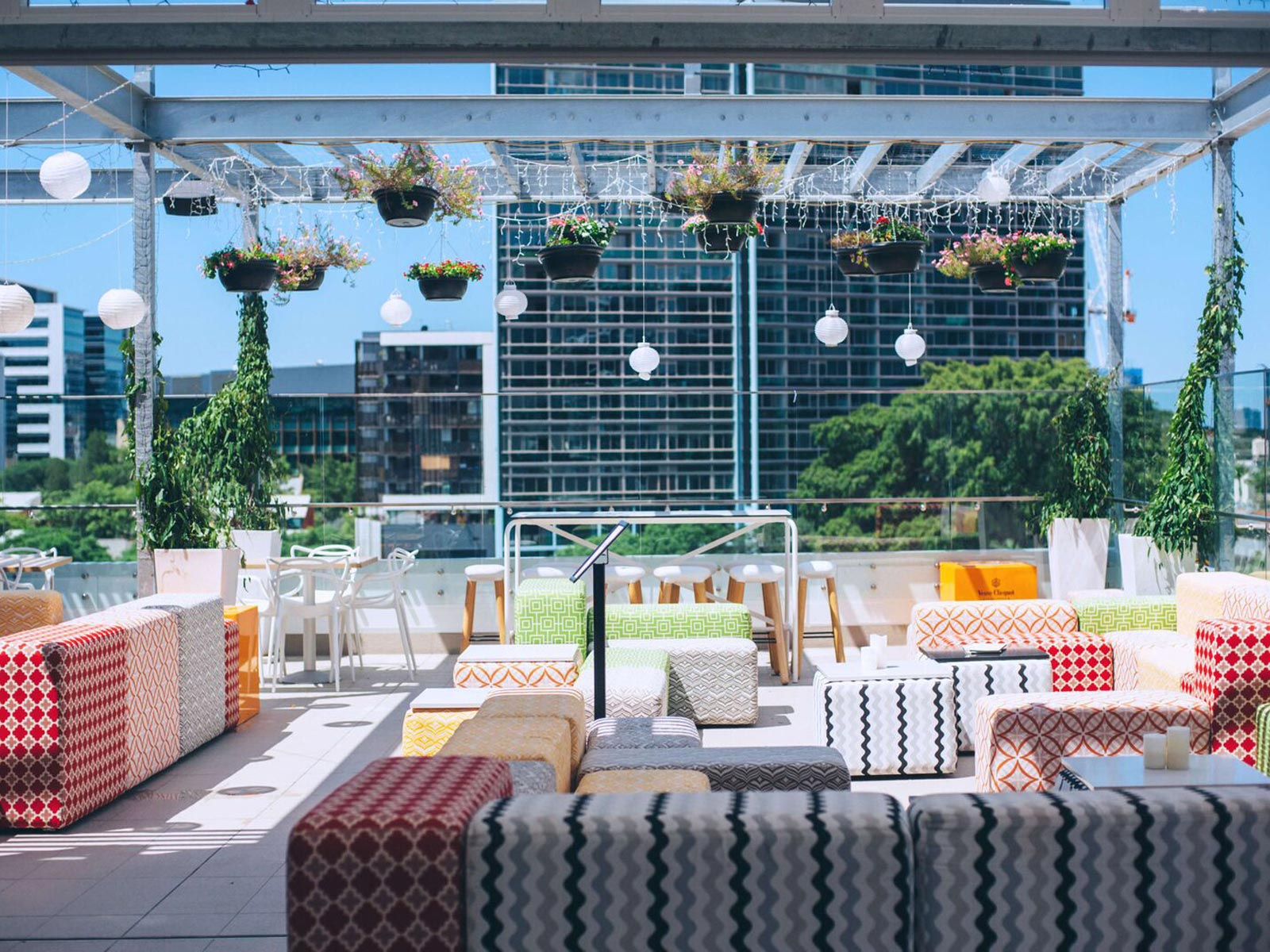Brisbane Rooftop Bars Are up There with the Best | Qantas Travel ...