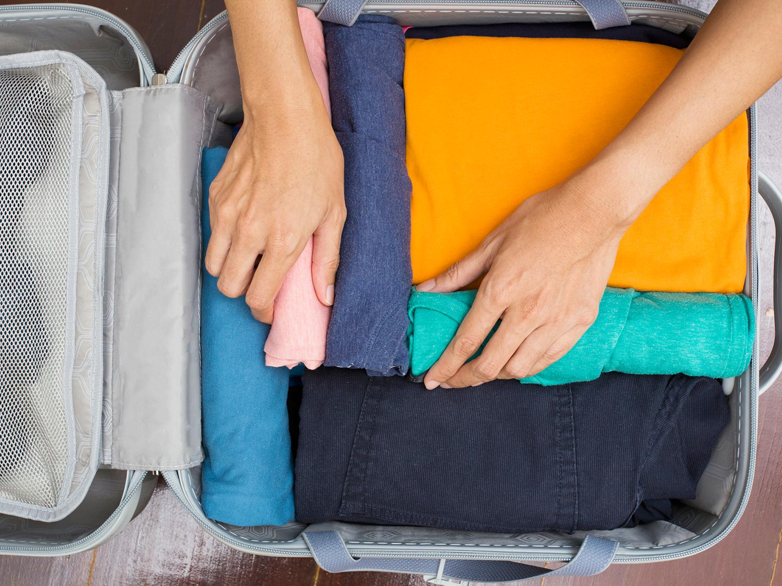 How To Pack A Suitcase The Only Guide You Ll Ever Need