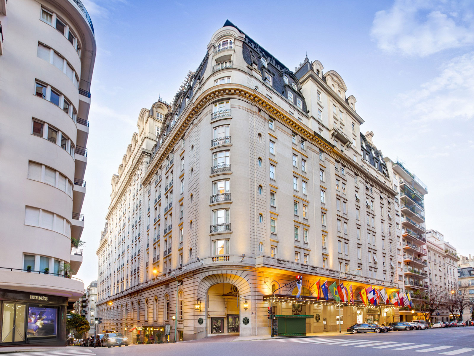 the grandest hotels in buenos aires