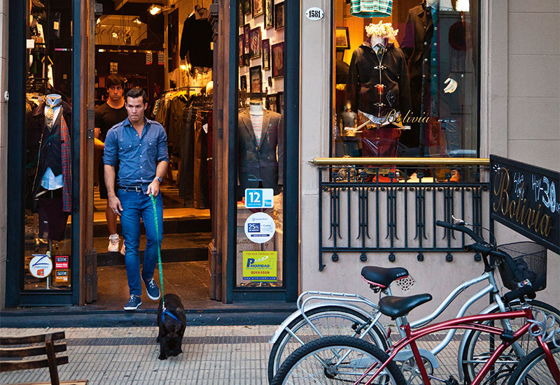 Shopping in Buenos Aires