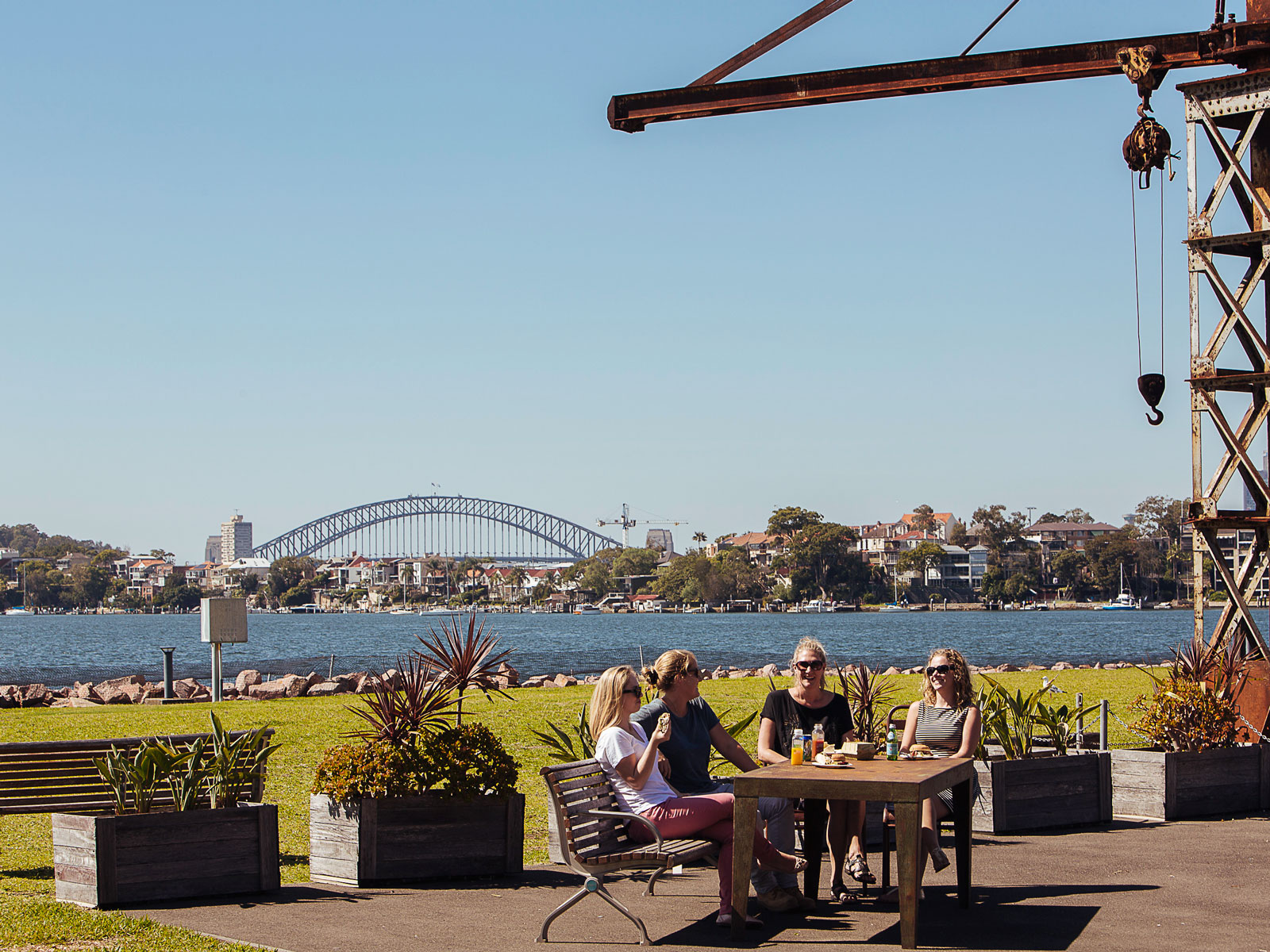 Spend a Night on Cockatoo Island in Sydney Harbour