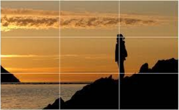 Rule of thirds phone video tips